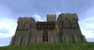 Minecrafter Creates Amazing Castles