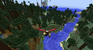 Coming To Minecraft: The Flying Cape