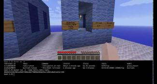 Developers Can Now Use Minecraft To Store Their Code Work