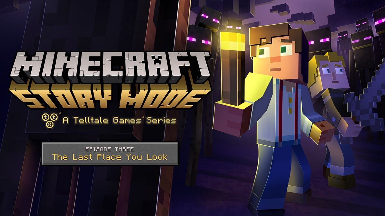 Episode 3 Of Minecraft: Story Mode Is Out Today - Minecrafters