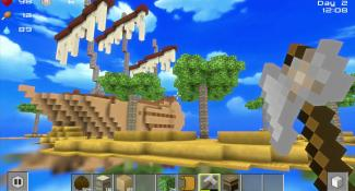 Cube Life: The Suspiciously Minecraft-ish Wii U Game