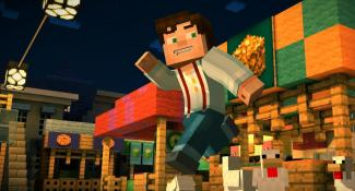 Minecraft: Story Mode Finally Coming To Wii U: Details Here