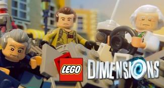 Three Doctors Collide In New Lego Dimensions Trailer