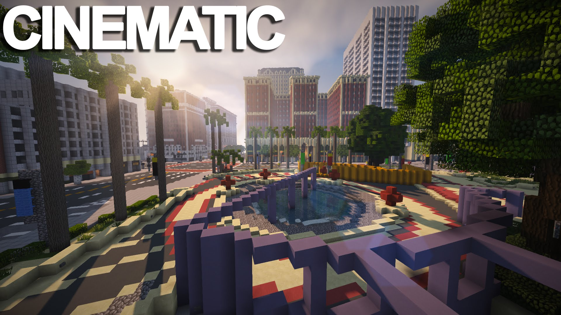 Wow Entire Grand Theft Auto V Map Being Recreated In Minecraft