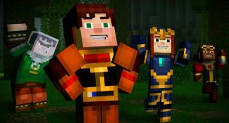 Minecraft Story Mode Shall Continue Beyond Episode 5