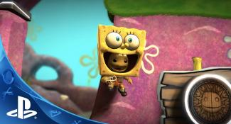 Little Big Planet Becomes Absorbent, Yellow And Porous