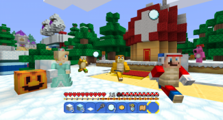Making Minecraft Videos? Best To Avoid The Mario Mash-Up