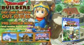 Exact Release Date Revealed For Dragon Quest Builders