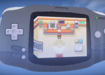 Working Game Boy Advance Built In Minecraft