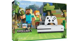 Microsoft Introduces The Minecraft XBox One Bundle