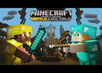 Minecraft Console Edition Gets Three New Maps