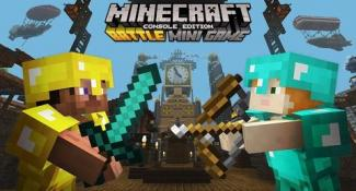 Minecraft Console Edition Gets Three New Maps