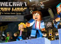 Minecraft Story Mode Published Its Final Chapter Today