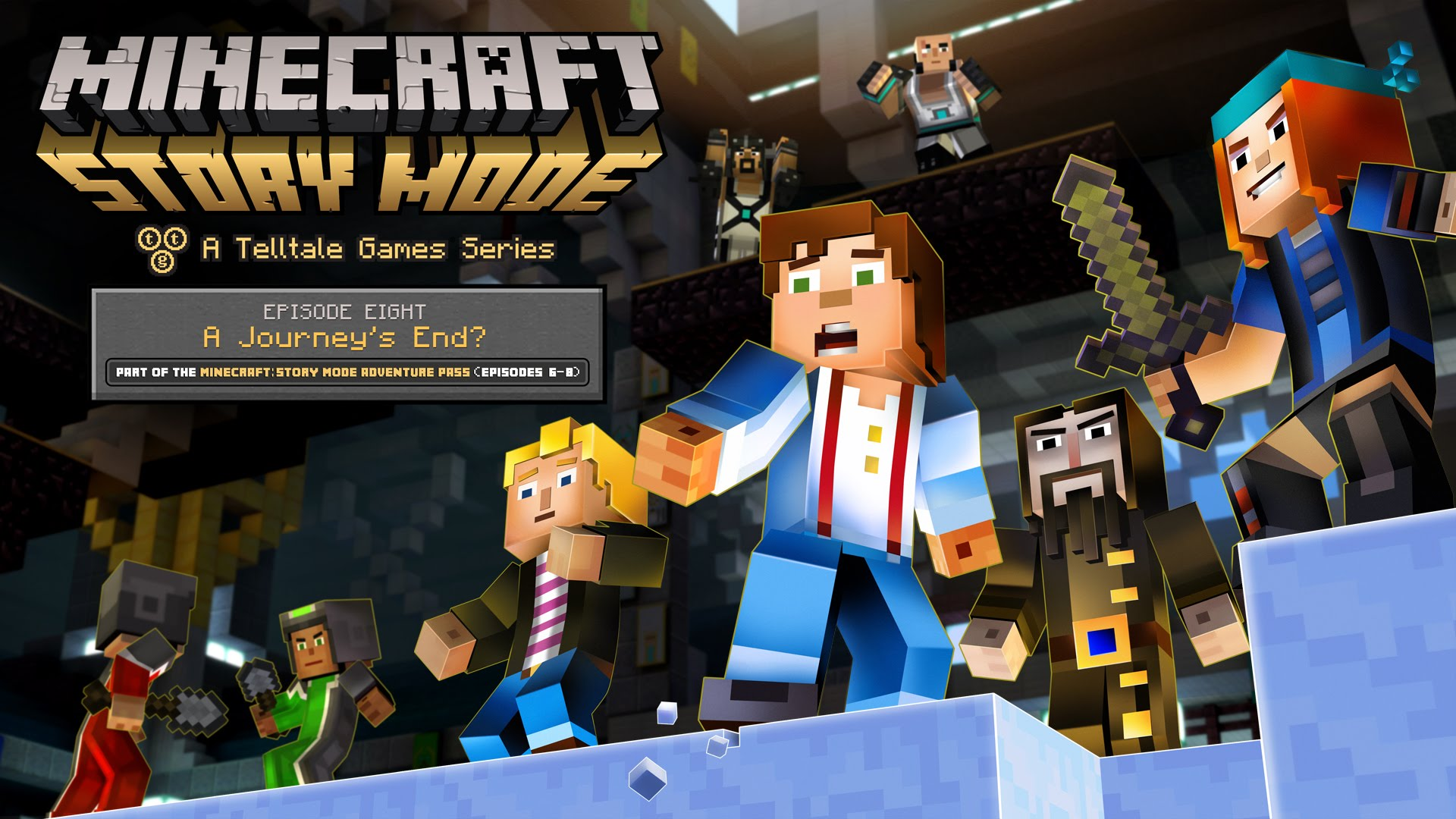 Minecraft Story Mode Archives Minecrafters